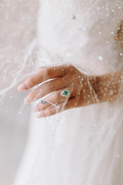 Sapphire Engagement Ring Blue Celestial Wedding Ideas Christine Thirdwheeling