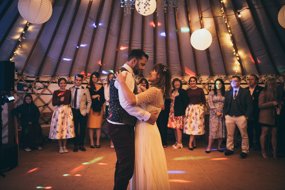 Fron Farm Yurt Retreat Wedding Cat Arwel Photography