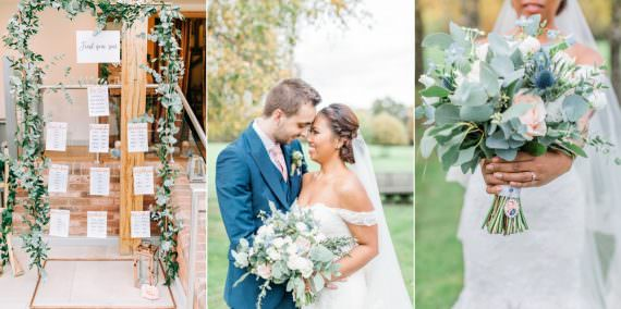 Gate Street Barn Wedding Camilla J Hards
