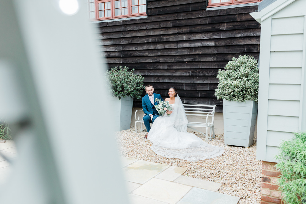Gate Street Barn Wedding Camilla J Hards