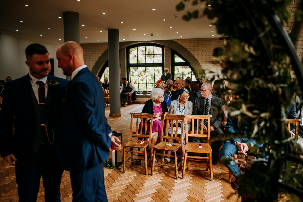 Industrial Homemade Wedding M and G Photographic