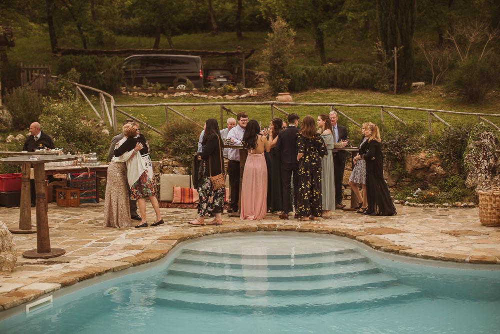 Italy Villa Wedding The Springles