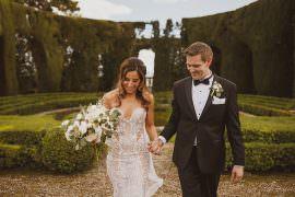 Villa Gamberaia Wedding Ed Peers Photography