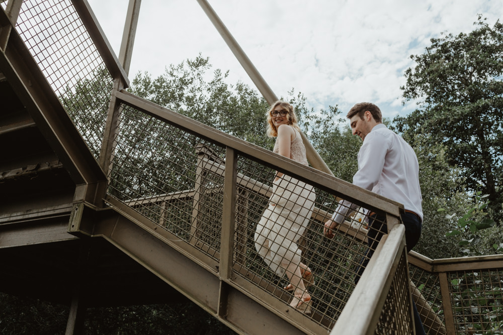 Bird Hide Wedding Stevie Jay Photography