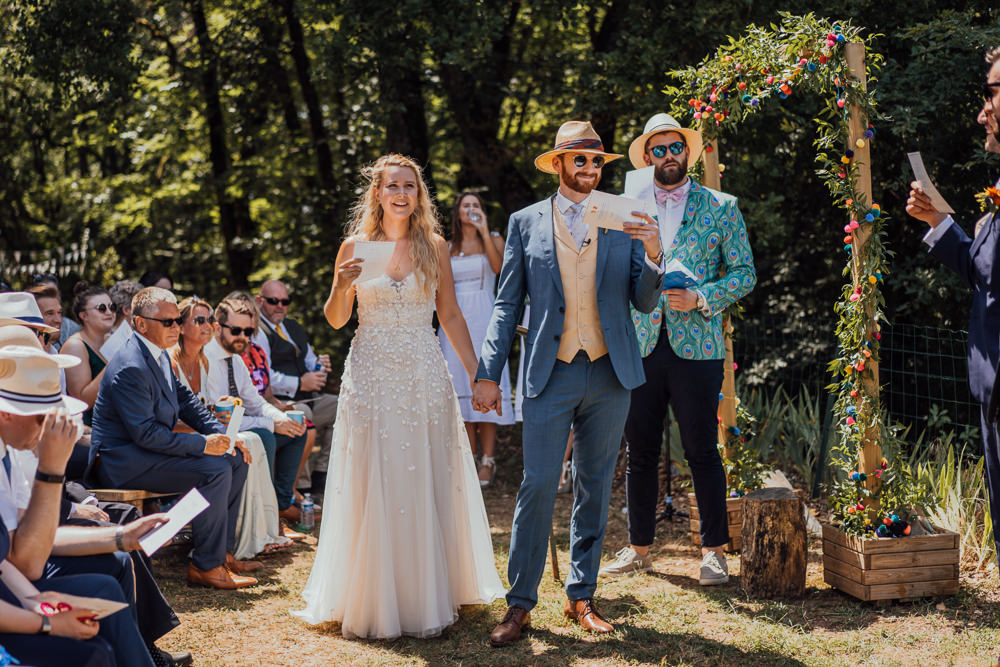 Chateau de Lacoste Wedding The Shannons Photography