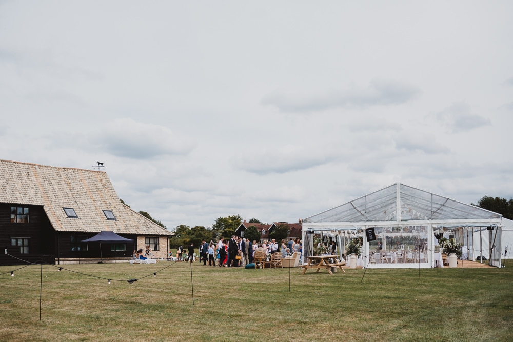 Clear Marquee Wedding Sarah Brookes Photography