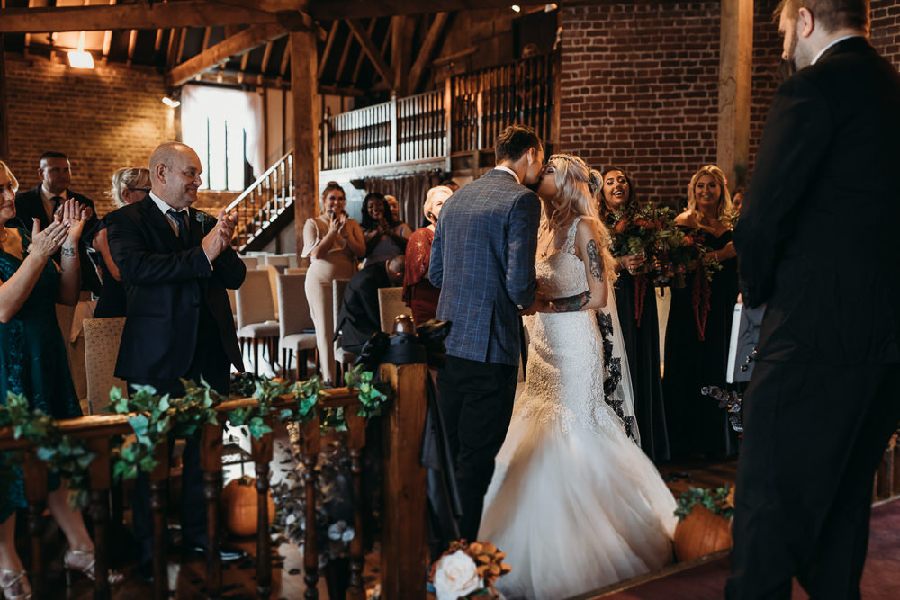 Cooling Castle Barn Wedding Thyme Lane Photography