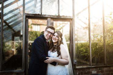 Twinkling & Magical Rustic Barn Wedding