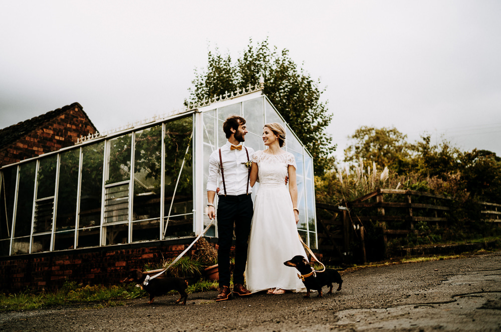 Individual Tipi Wedding Bridgwood Wedding Photography