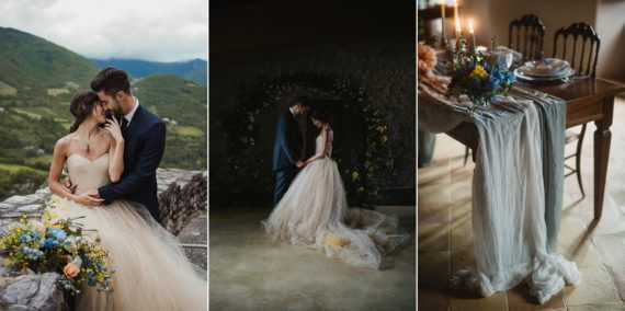 Le Marche Wedding Inspiration Francesca Angrisano