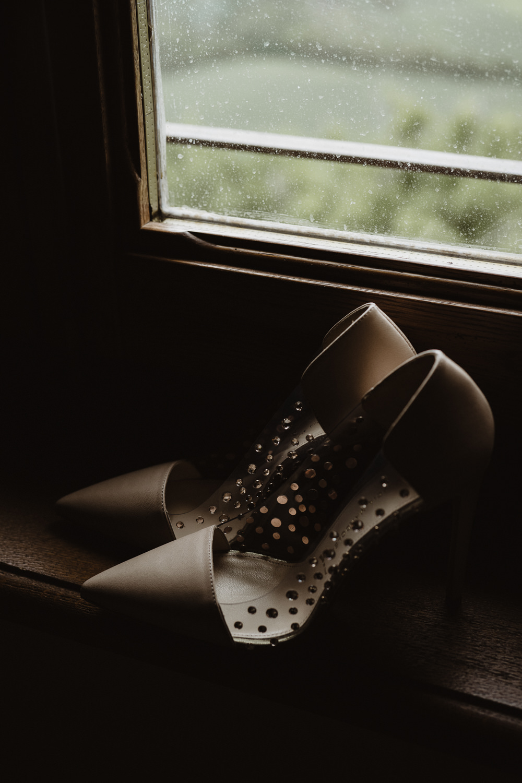 Bride Bridal Shoes Bride Bridal Le Marche Wedding Inspiration Francesca Angrisano