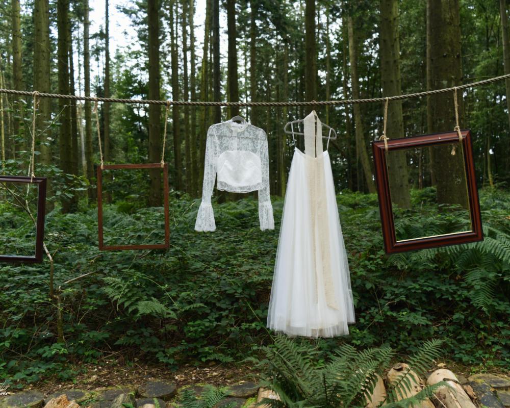 Bride Bridal Dress Gown High Neck Lace Sleeves Lisa Lyons Bridal Skirt Top Moroccan Wedding Inspiration Luke Batchelor Productions