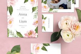 Stylish Wedding Stationery & Invitations with Optimalprint