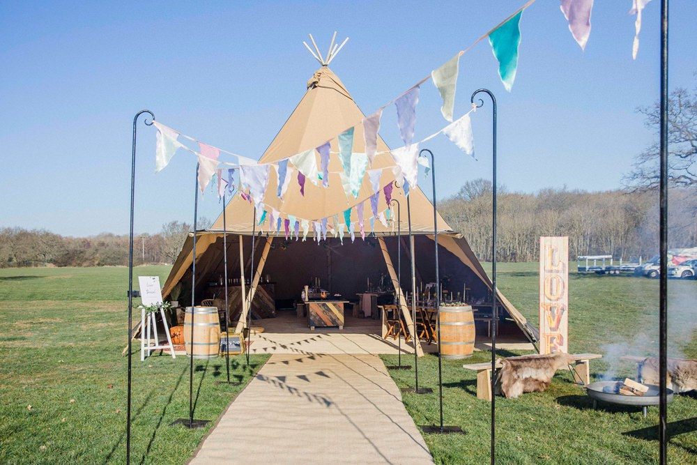 The Event Flag Hire Company Wedding Festival Flags & Bunting