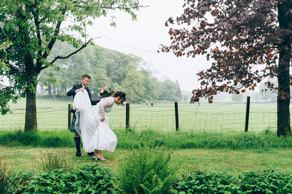 Tullibole Castle Wedding Casey Avenue Photography