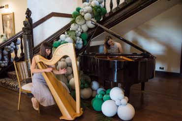 The Perfect Songs for your Wedding Harpist