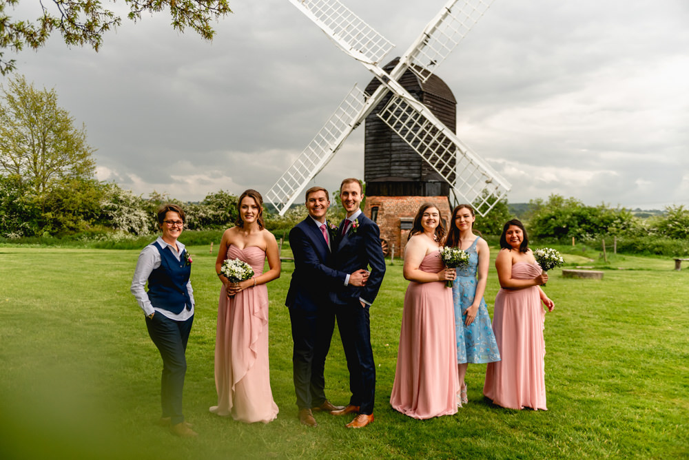 Groomsmaids Dress Dresses Outfits Avoncroft Museum Wedding Lisa Carpenter Photography