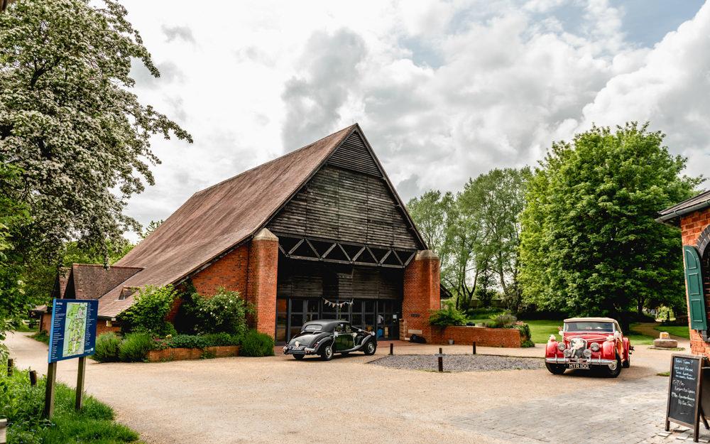 Barn Avoncroft Museum Wedding Lisa Carpenter Photography
