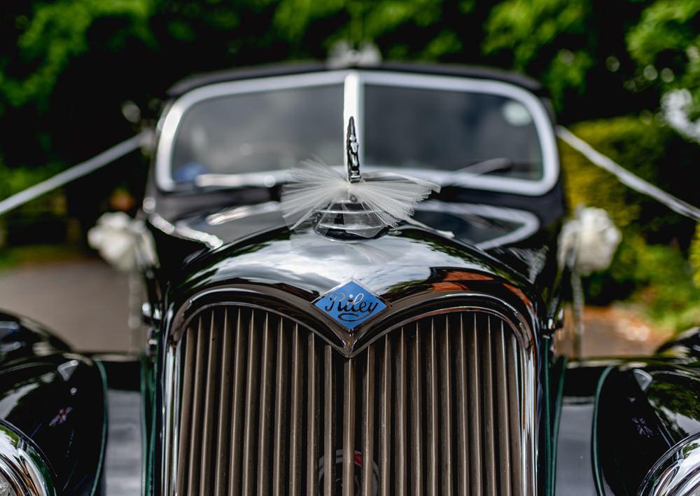 Classic Car Transport Avoncroft Museum Wedding Lisa Carpenter Photography