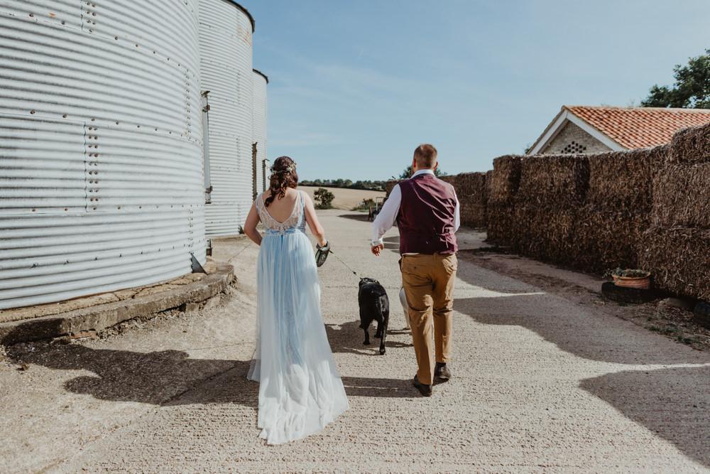 Barns Lodge Farm Wedding Stevie Jay Photography
