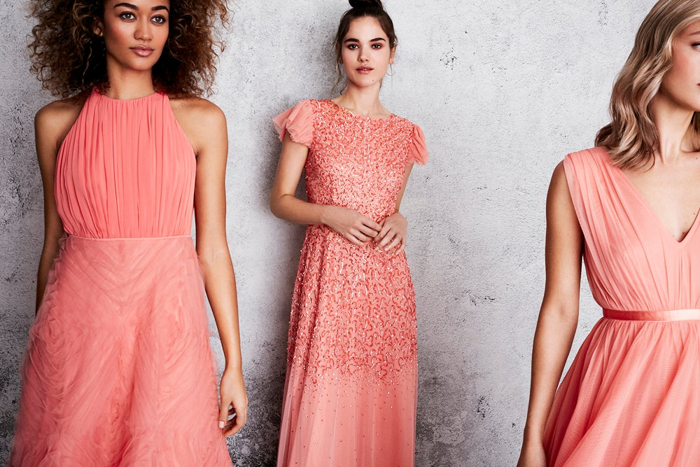 Bridesmaid Dress 2020 From Coast On Trend Affordable Outfits For Your Fave Girls Whimsical Wonderland Weddings