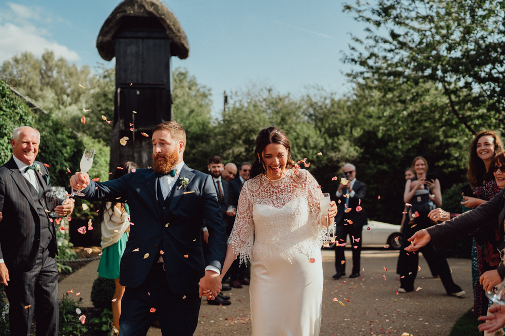 Confetti Countryside Barn Wedding Emily & Steve Photography