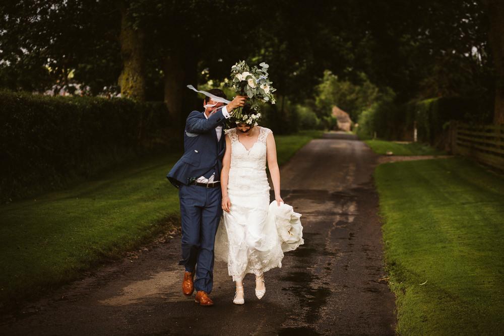 Dress Gown Bride Bridal Lace Back Maggie Sottero Eden Barn Wedding Margarita Hope Photography