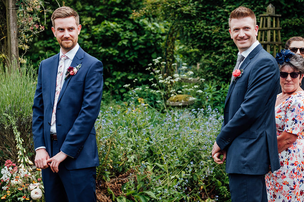 Groom Groomsmen Suits Hookhouse Farm Wedding Anna Pumer Photography