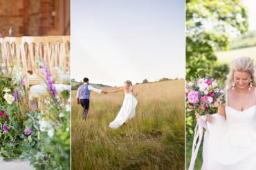 Rustic Tipi & Barn Wedding with Boho Style