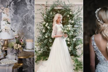 Whimsical & Elegant Wedding Ideas with Spring Vibes