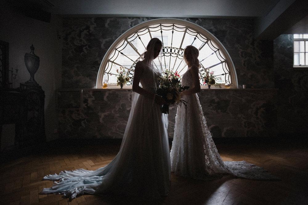 Whimsical Elegant Wedding Ideas Mandorla London