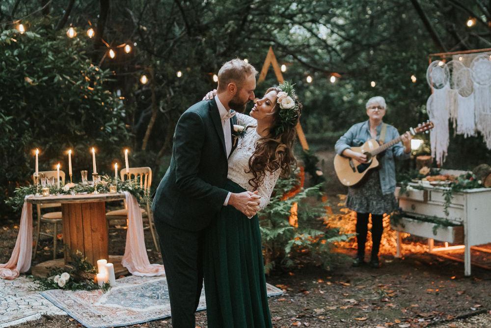 Woodland Wedding Inspiration Stephanie Dreams Photography