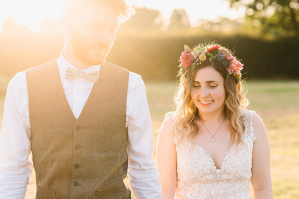 DIY Tipi Wedding Fiona Kelly Photography