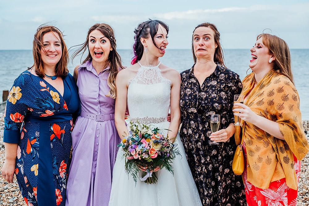 Sparkly Wedding Anna Pumer Photography