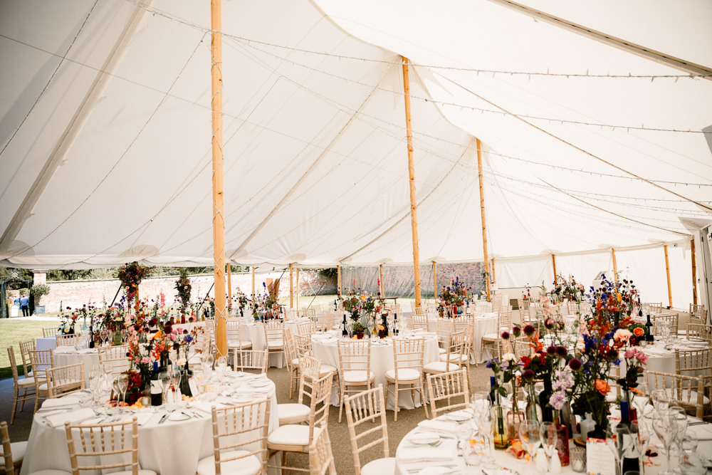 Sperry Tent Wedding Hayley Baxter Photography