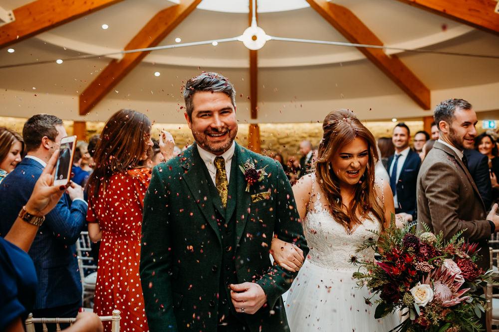 Confetti St. Tewdrics House Wedding When Charlie Met Hannah