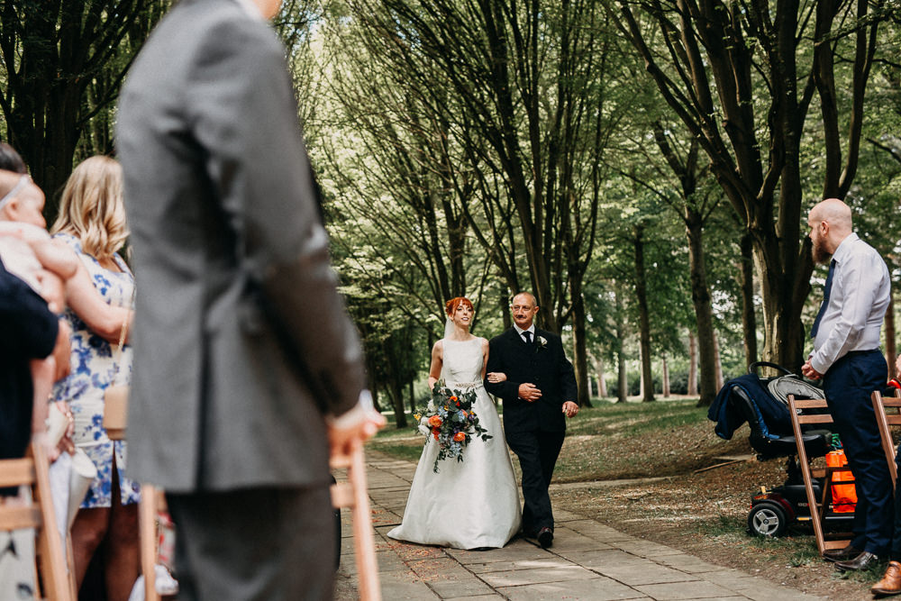 Tree Cathedral Wedding Milton Keynes Miracle Moments