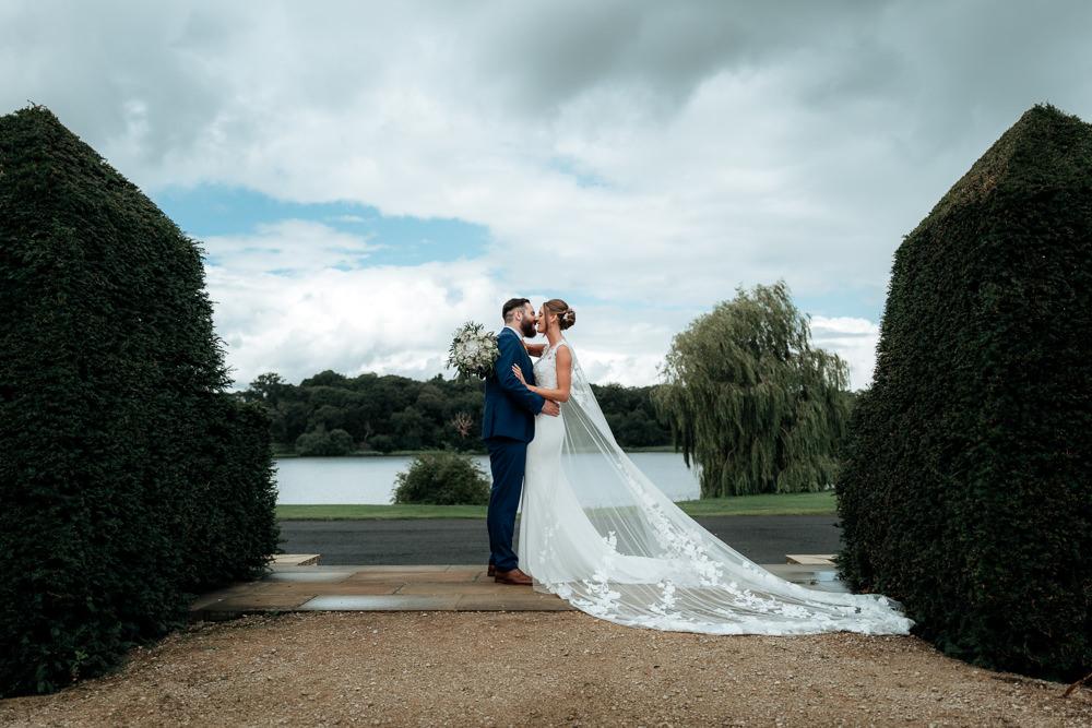 Combermere Abbey Wedding Damian Brandon Photography
