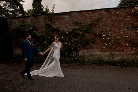 Combermere Abbey Wedding Damian Brandon Photography