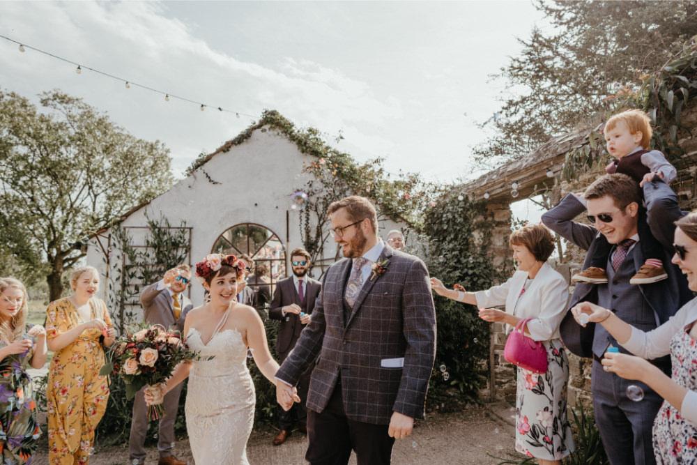 Confetti Literary Wedding Naomi Jane Photography