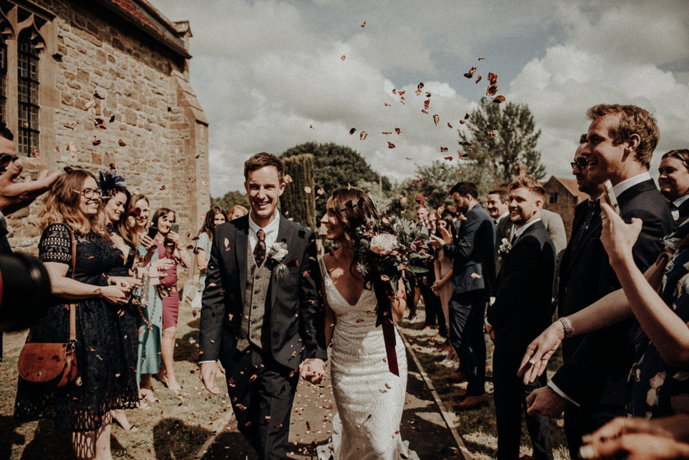 Confetti Magical Tipi Wedding Esme Whiteside Photography
