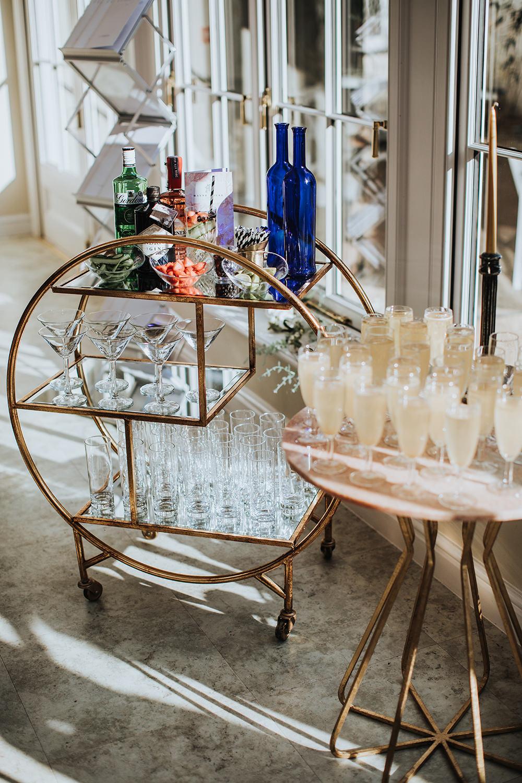 Drinks Trolley Cart Bar Moon Stars Wedding Ideas Olegs Samsonovs Photography