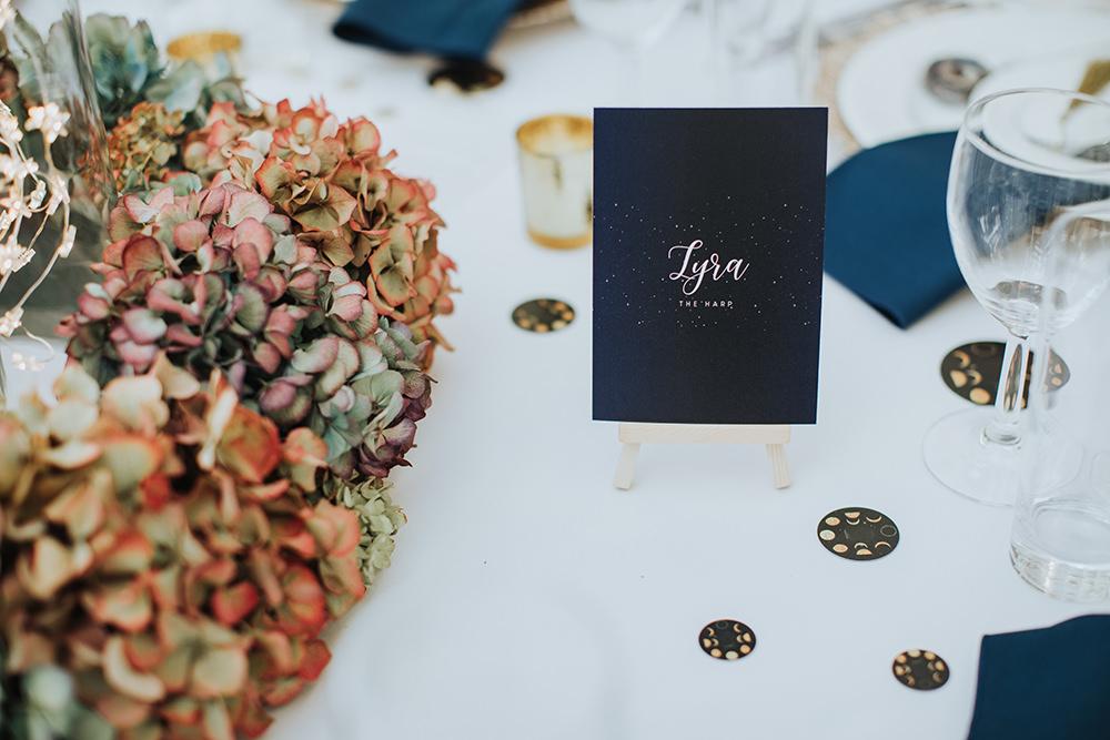 Table Name Moon Stars Wedding Ideas Olegs Samsonovs Photography