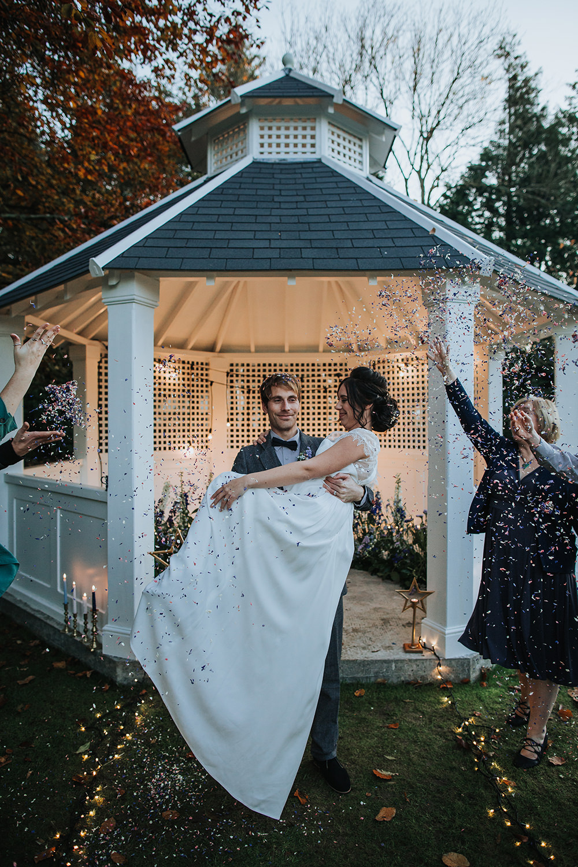 Confetti Moon Stars Wedding Ideas Olegs Samsonovs Photography