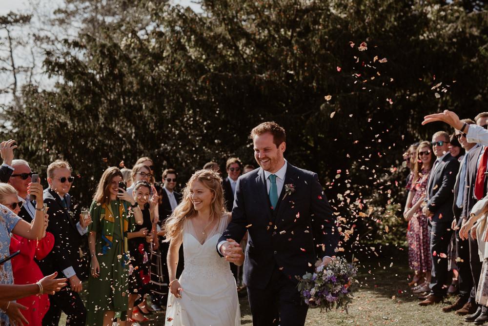 Confetti North Cornwall Wedding Taylor-Hughes Photography