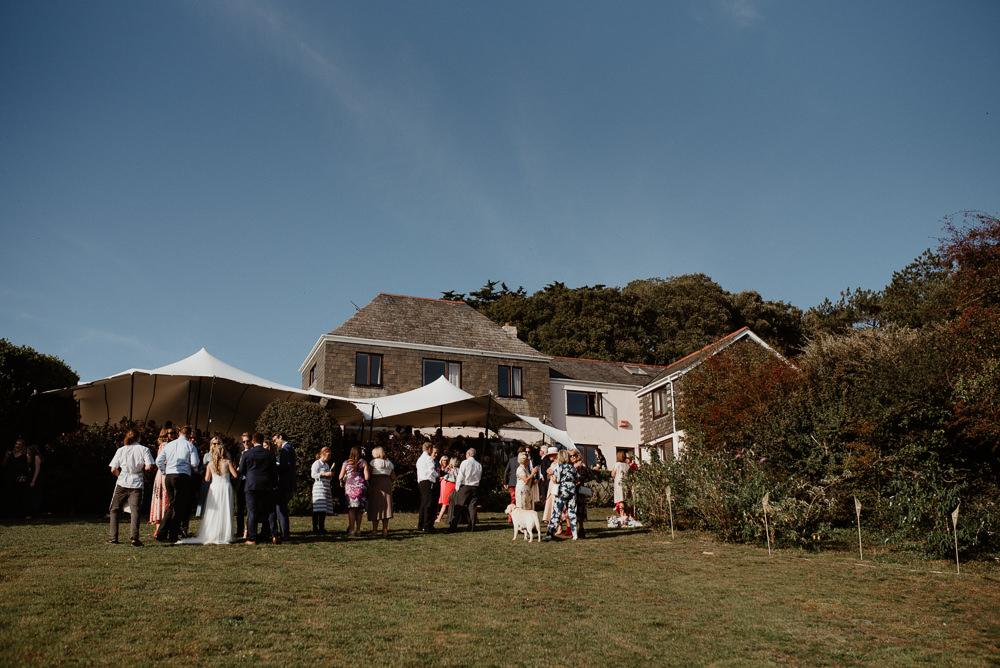 North Cornwall Wedding Taylor-Hughes Photography