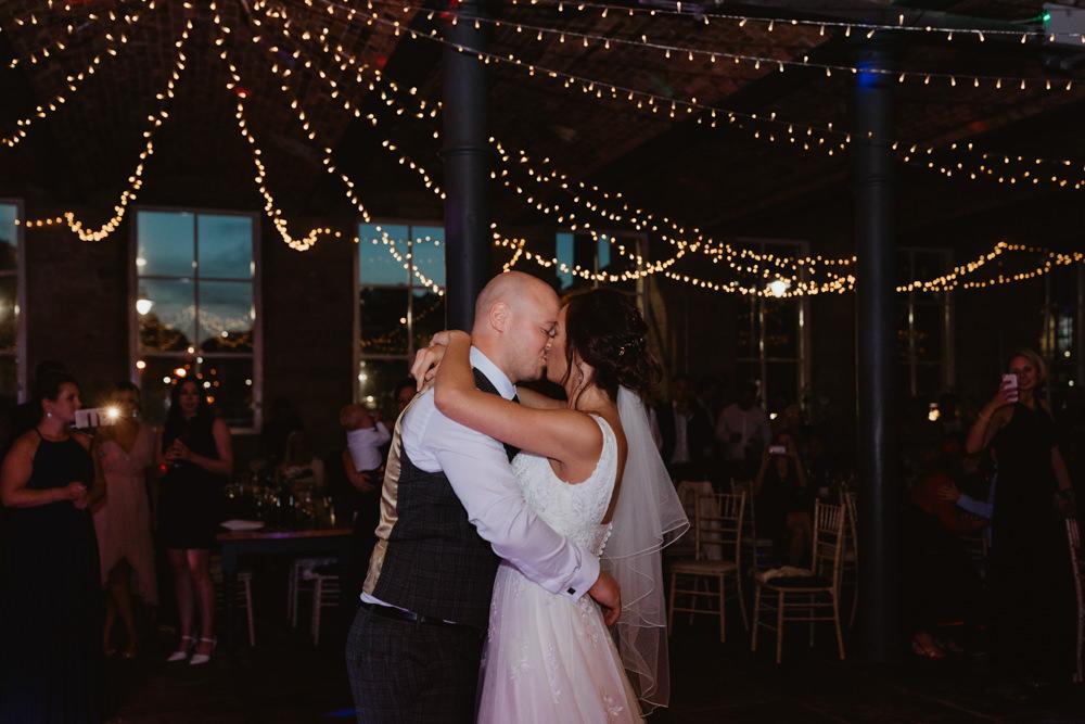 Arches Dean Clough Wedding Stevie Jay Photography