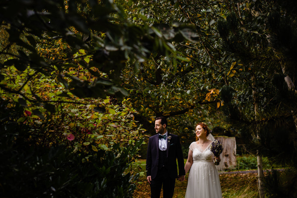 Cowshed Woodhall Farm Wedding Emma and Rich