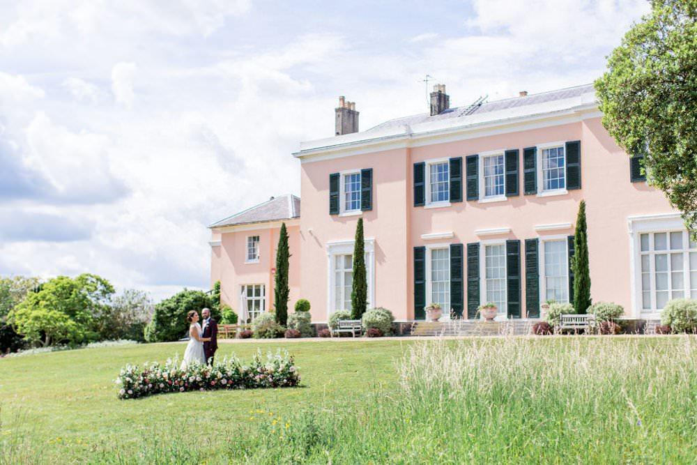 Bignor Park Venue English Garden Wedding Inspiration Philippa Sian Photography