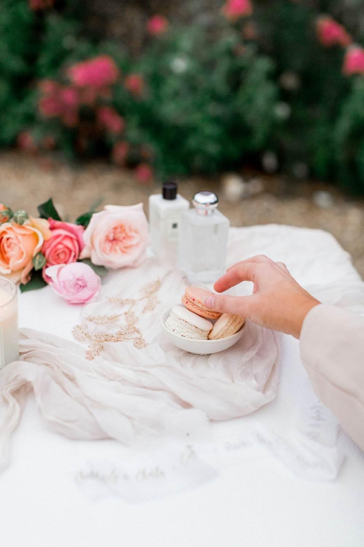 Macaron English Garden Wedding Inspiration Philippa Sian Photography